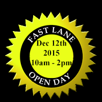 Fast Lane Speedshop Open Day